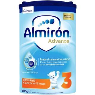 ALMIRON ADVANCE+ PRONUTRA 3 POLVO 800 G