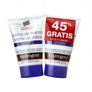NEUTROGENA CREMA DE MANOS DUPLO CONCENTRADA 50 ML