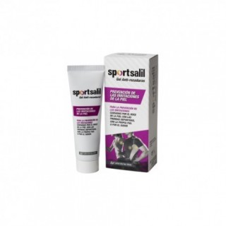 SPORTSALIL GEL ANTI-ROZADURAS 30 ML