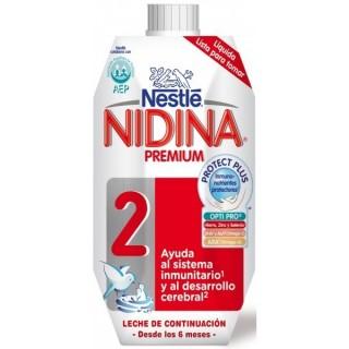 NIDINA 2 PREMIUM 500 ML 4 U LIQUIDA