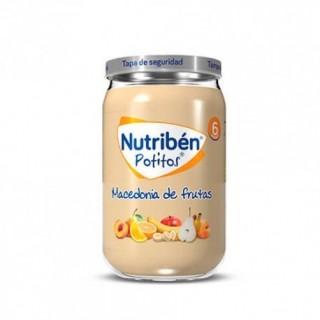 NUTRIBEN POTITO MACEDONIA DE FRUTAS 235 G