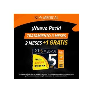 XLS FORTE 5 PACK 2+1 NUDGE