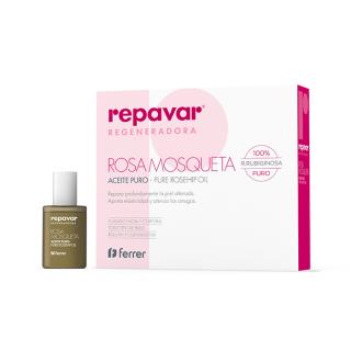 REPAVAR ACEITE ROSA DE MOSQUETA 15 ML