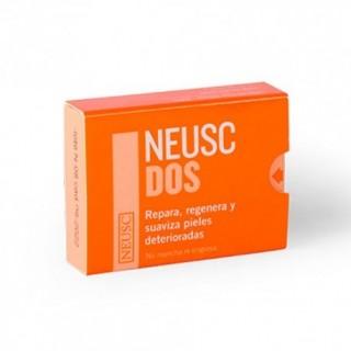 NEUSC-2 NARANJA (PIEL) PASTILLA GRASA 24 G