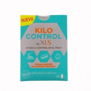 KILO CONTROL BY XLS 10 COMPRIMIDOS