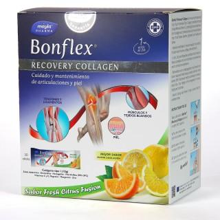 BONFLEX RECOVERY COLLAGEN FRESH CITRUS FUSION 30 STICK