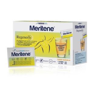 MERITENE  MAGNESIO POTASIO (ANTES REGENERIS) 20 SOBRES NARANJA 4.2 G