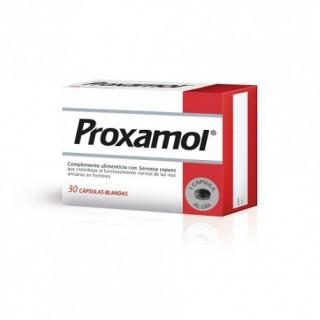 PROXAMOL 30 CAPS BLANDAS