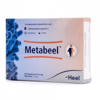 METABEEL 30 CAPSULAS (CECOFAR)