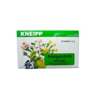 KNEIPP ADELGAZANTE INFUSION 20 FILTROS