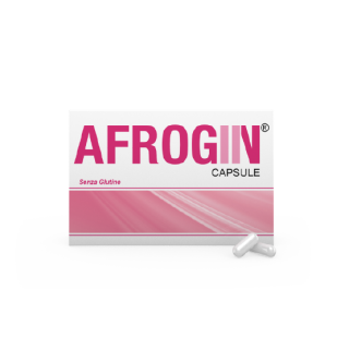 AFROGIN 30 CAPSULAS