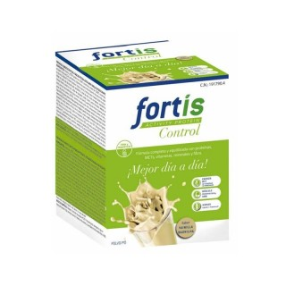 FORTIS ACTIVITY PROTEIN CONTROL VAINILLA 7 SOBRES