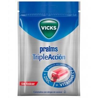 VICKS PRAIMS TRIPLEACCION 72 G