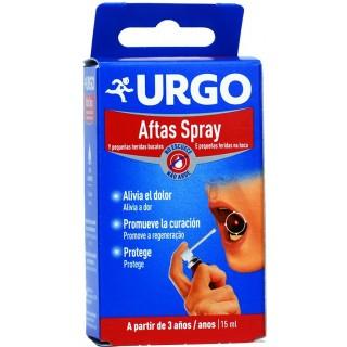 URGO AFTAS SPRAY 15 ML